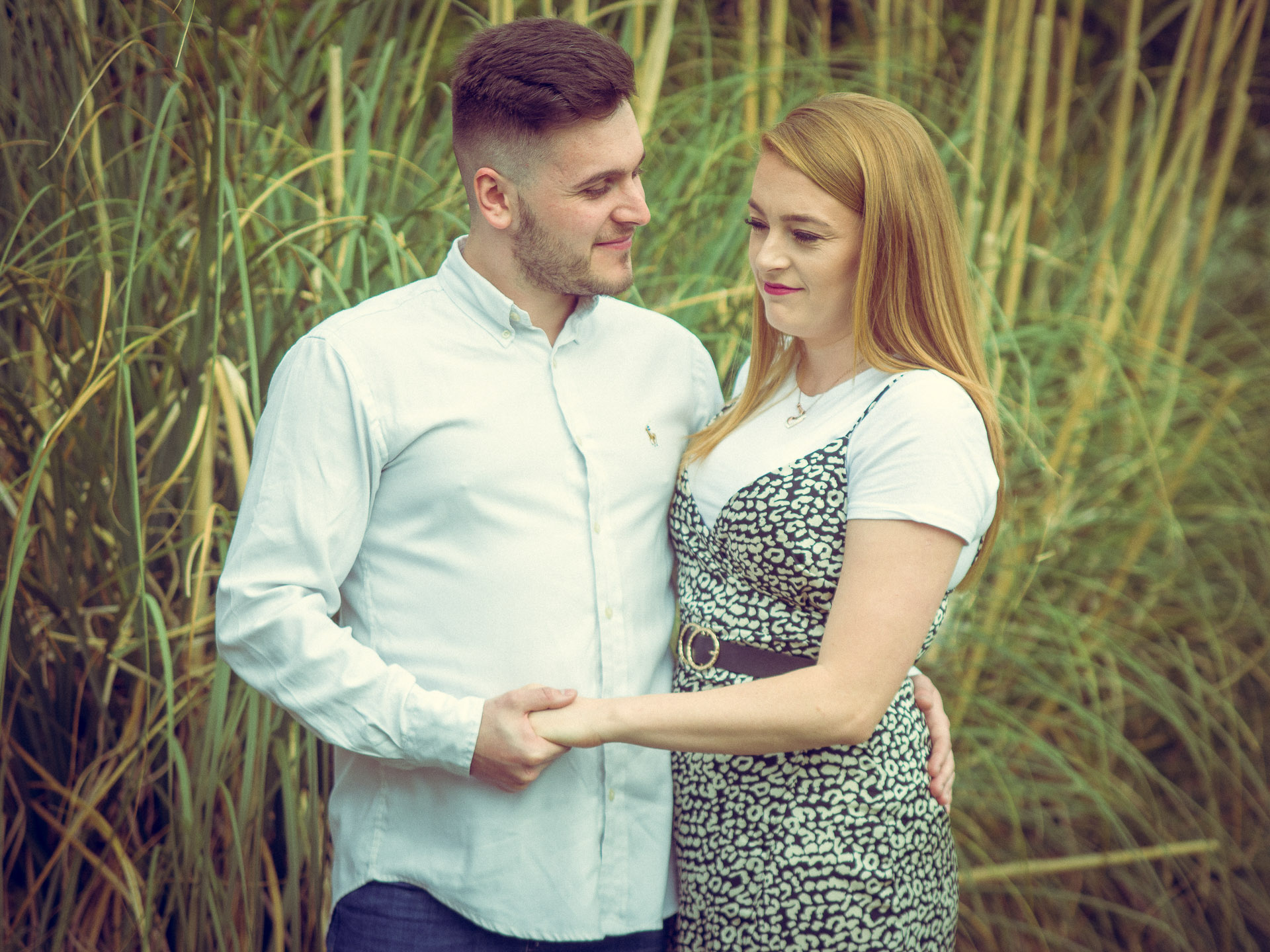 Hannah and Ben Engagement Shoot
