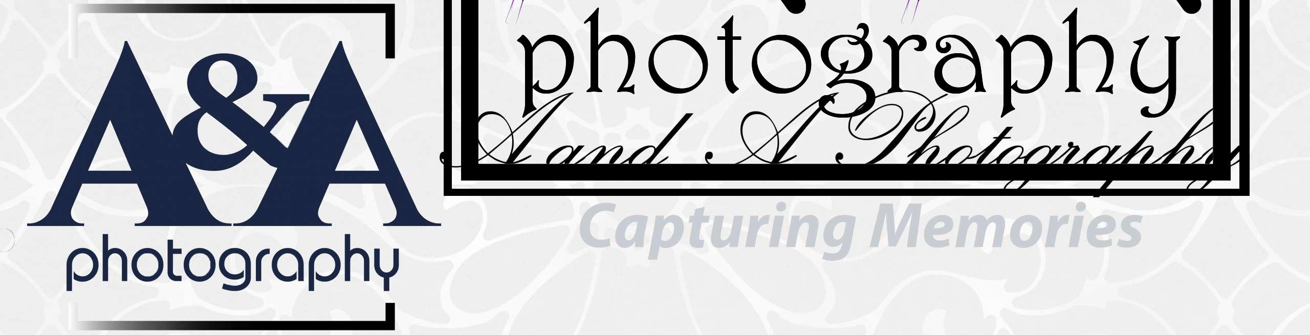 A and A Photography logo
